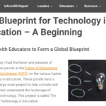 The Blueprint for Technology in Education – A Beginning - EdCircuit